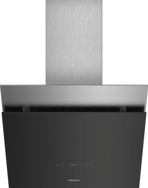 Siemens Wand-Esse LC68KPP60 Schwarz mit Glasschirm