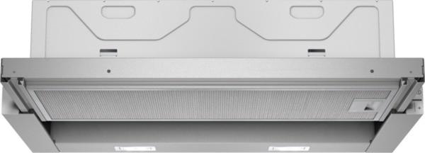 Siemens LI64LA530 Flachschirmhaube silbermetallic 60 cm