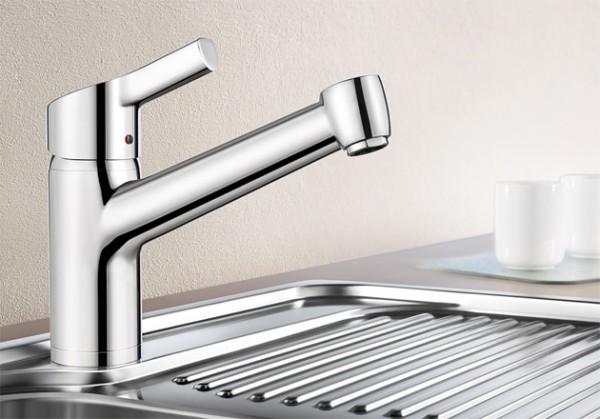 Blanco Küchenarmatur ELIPSO II 514880 Ohne Schlauchbrause