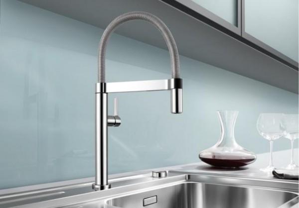 Blanco Küchenarmatur CULINA-S 519843 Mini Mit Schlauchbrause
