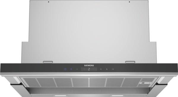 Siemens Flachschirmhaube LI69SA673 Edelstahl