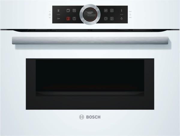 Bosch CMG633BW1 Kompaktbackofen mit Mikrowelle