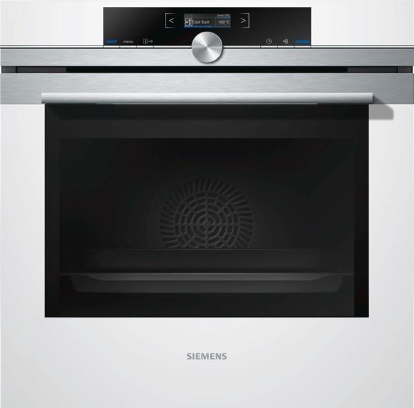 Siemens Einbau-Backofen HB634GBW1
