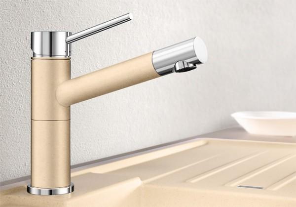 Blanco Küchenarmatur ALTA Compact 515323 Ohne Schlauchbrause