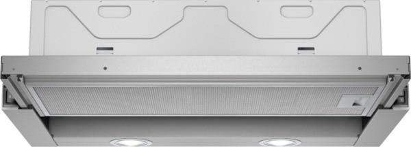 Siemens LI64LA520 Flachschirmhaube silbermetallic 60 cm