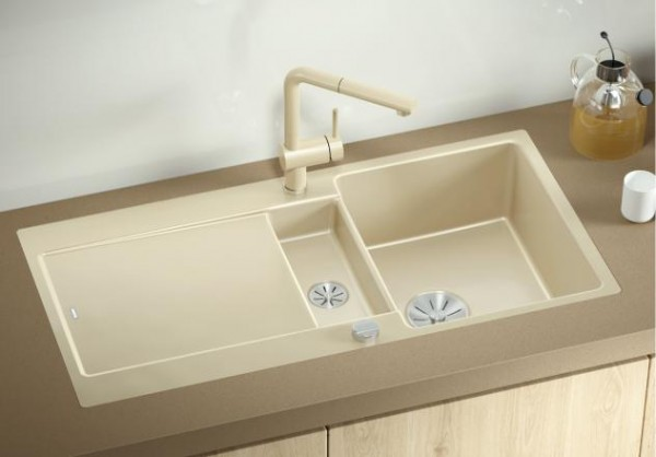Blanco IDENTO 6 S-F 522272 Keramikspüle weiß matt