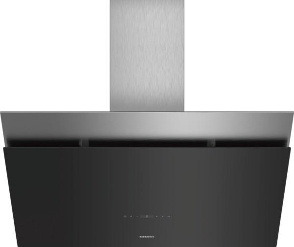 Siemens Wand-Esse LC98KPP60 Schwarz mit Glasschirm