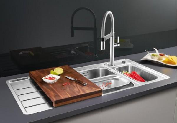 Blanco AXIS III 6 S-IF Edition 522106 Edelstahlspüle