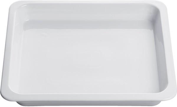 Siemens HZ36D533P Porzellan-Behälter-GN2/3-ungeloch
