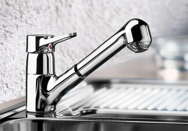 Blanco Küchenarmatur ORION-S 511272 Mit Schlauchbrause