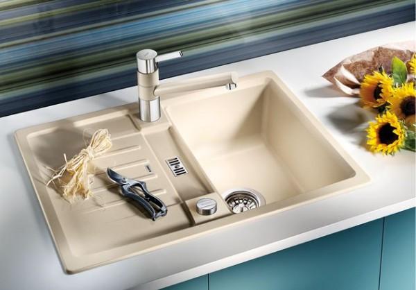 Blanco Einbauspüle LEXA 40 S 518621 Silgranit