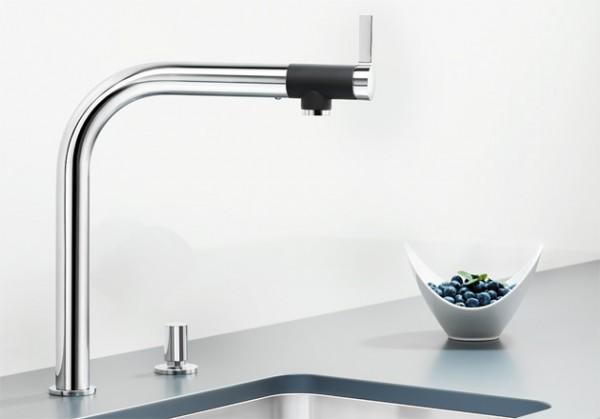 Blanco Küchenarmatur VONDA 518434 Ohne Schlauchbrause