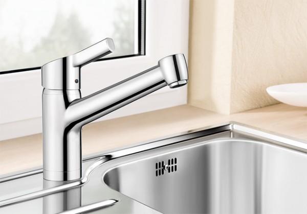 Blanco Küchenarmatur ELIPSO-F II 514913 Ohne Schlauchbrause