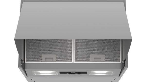 Siemens Kühlschrank Silber : Siemens le63mac00 zwischenhaube silber