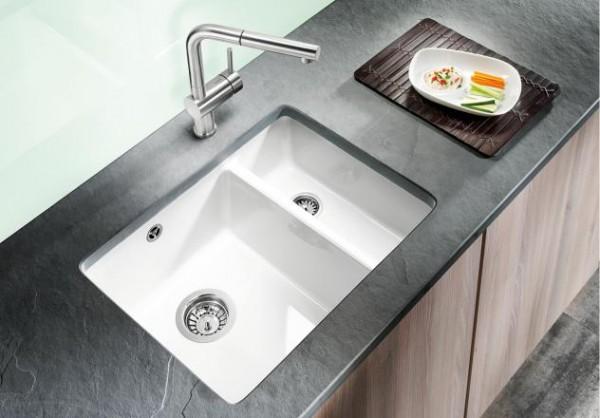 Blanco Einbauspüle SUBLINE 350/150-U 514522 Keramik