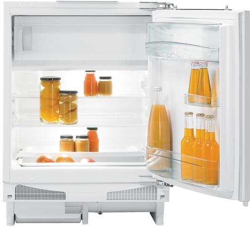 Gorenje Unterbau-Kühlschrank RBIU 6092 AW weiß