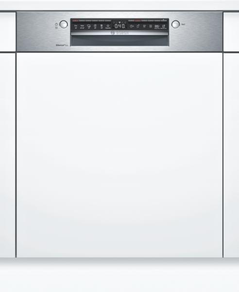 Bosch SBI4HCS48E Spüler 60cm integriert Edelstahl
