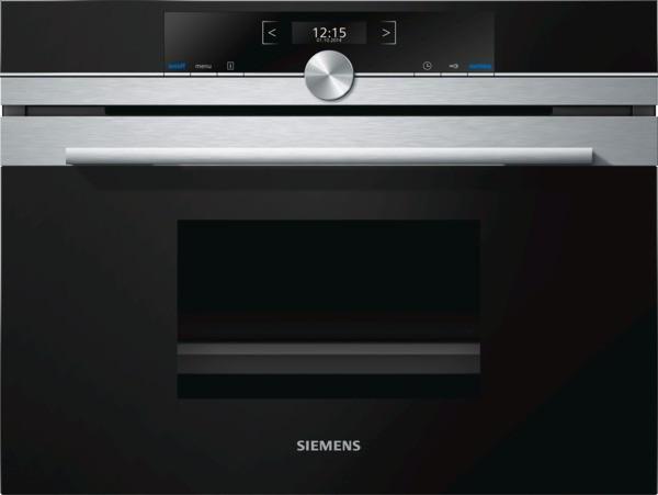 Siemens Kompakt-Dampfgarer CD634GBS1