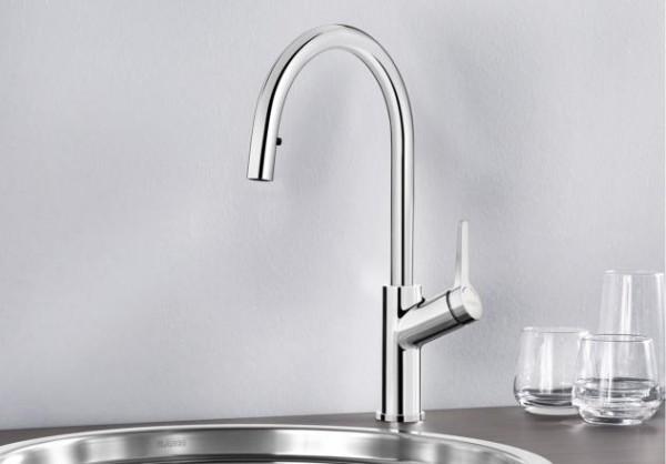Blanco Küchenarmatur CARENA-S 520767 Mit Schlauchbrause
