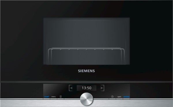 Siemens Einbau-Mikrowelle BE634LGS1