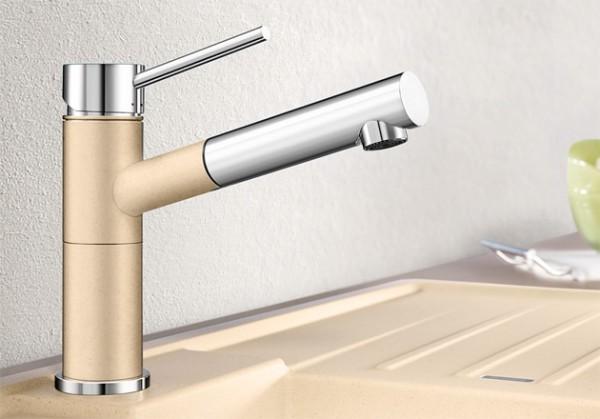 Blanco Küchenarmatur ALTA-S 515333 Compact Mit Schlauchbrause