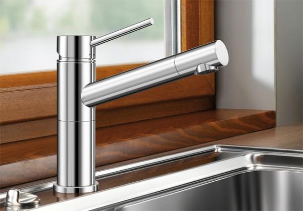 Blanco Küchenarmatur ALTA-F Compact 518412 Ohne Schlauchbrause