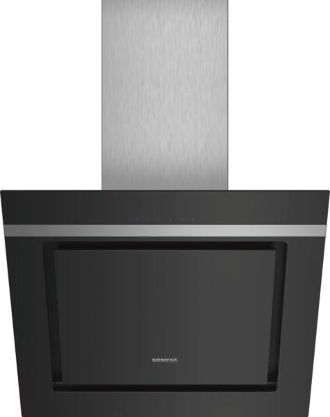 Siemens Wand-Esse LC67KIM60 Schwarz mit Glasschirm