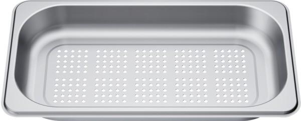 Siemens Dampfbehälter gelocht, Größe S HZ36D613G