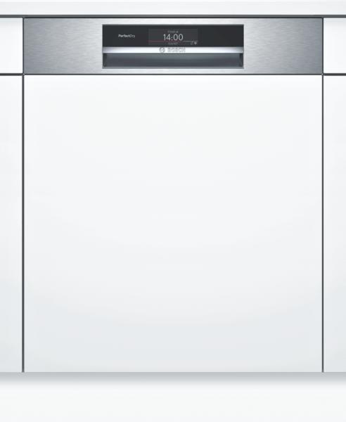 Bosch SMI8YCS01E Spüler 60cm integriert Edelstahl