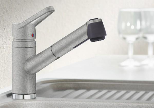 Blanco Küchenarmatur ACTIS-S 512935 Mit Schlauchbrause