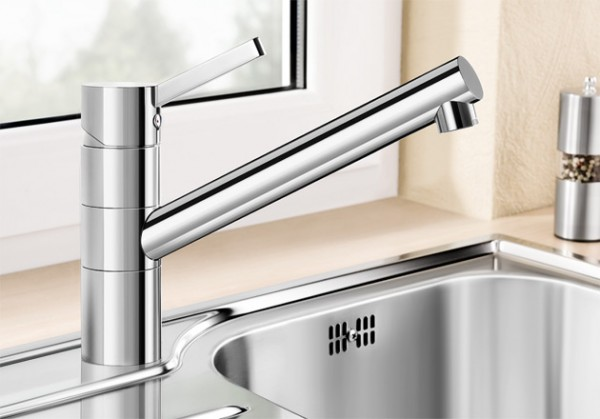 Blanco Küchenarmatur TIVO-F 518408 Ohne Schlauchbrause