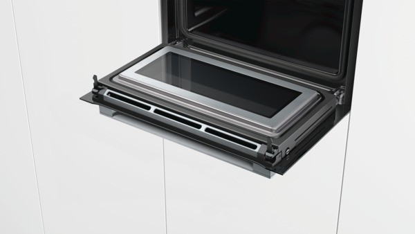 Bosch Kompakt-Backofen mit Mikrowelle CMG633BB1