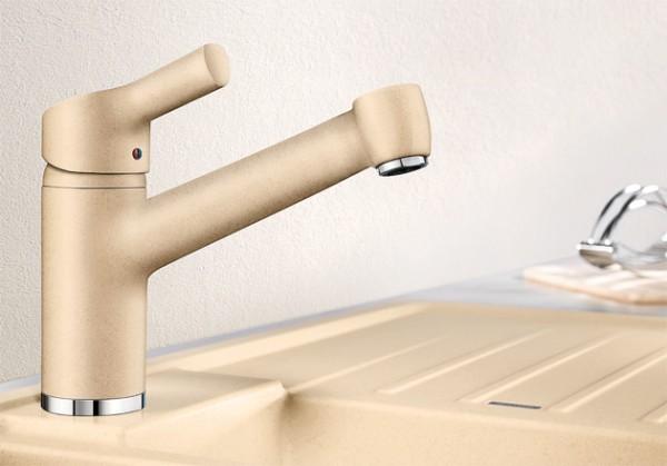 Blanco Küchenarmatur ELIPSO II 514898 Ohne Schlauchbrause