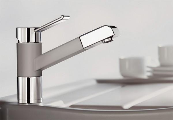 Blanco Küchenarmatur ZENOS-S 517819 Mit Schlauchbrause
