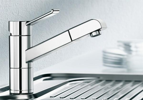 Blanco Küchenarmatur ZENOS-S 517815 Mit Schlauchbrause