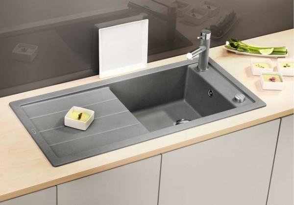 Blanco Einbauspüle MEVIT XL 6 S 518363 Silgranit