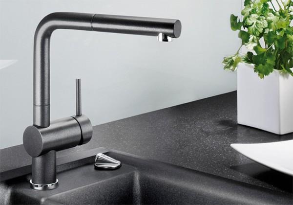 Blanco Küchenarmatur LINUS-S 516688 Mit Schlauchbrause