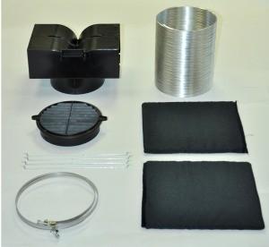 Bosch Starterfilterset für Umluftbetrieb DHZ5595