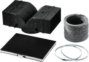 Bosch Starterfilterset für Umluftbetrieb DHZ5385