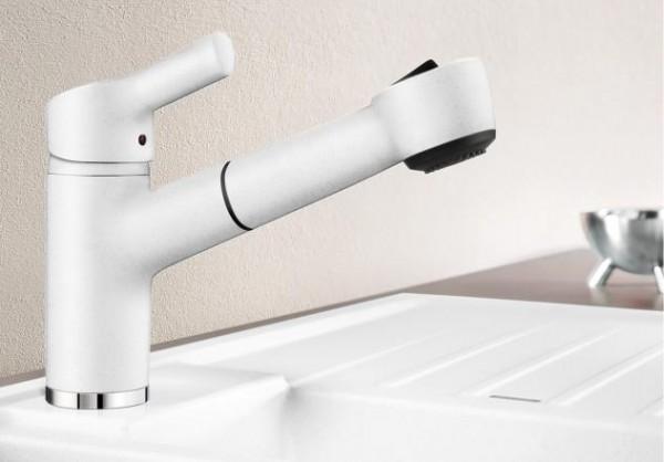 Blanco Küchenarmatur ELIPSO-S II 514867 Mit Schlauchbrause