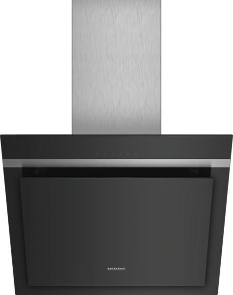 Siemens Wand-Esse LC67KHM60 Schwarz mit Glasschirm