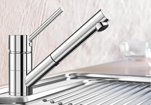 Blanco Küchenarmatur ANTAS-S 515348 Mit Schlauchbrause