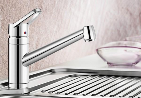 Blanco Küchenarmatur ACTIS 512889 Ohne Schlauchbrause