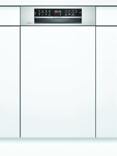 Bosch SPI6ZMS35E Spüler integriert Edelstahl 45cm