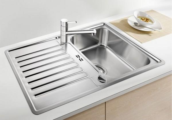 Blanco Einbauspüle CLASSIC Pro 45 S-IF 516842 Edelstahl