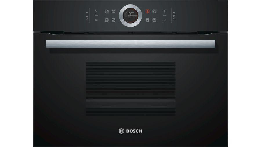 Bosch Kompaktdampfgarer CDG634BB1