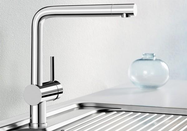 Blanco Küchenarmatur LINUS 514019 Ohne Schlauchbrause