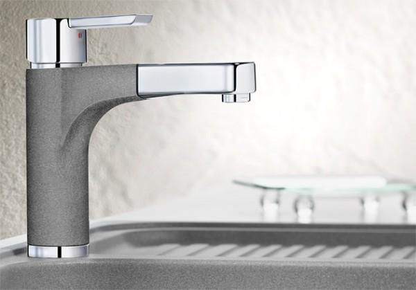 Blanco Küchenarmatur PYLOS-S 512984 Mit Schlauchbrause