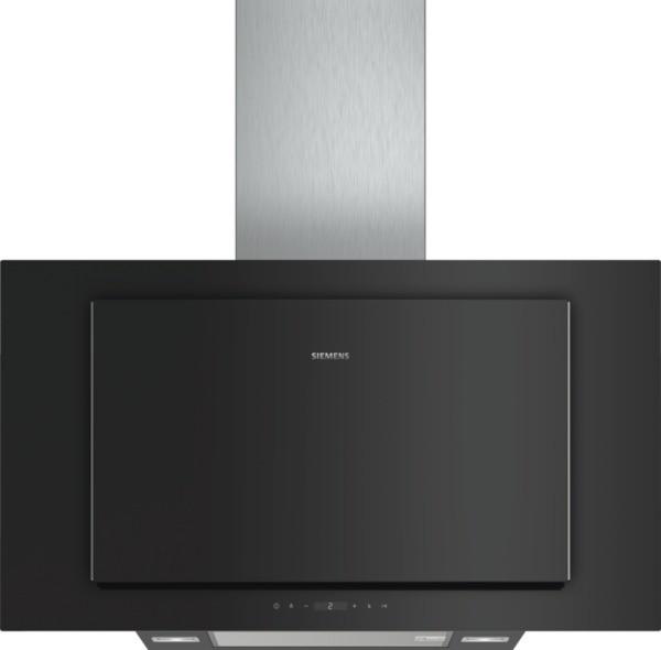 Siemens Wand-Esse LC97FLP60 Schwarz mit Glasschirm