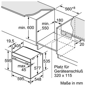 Siemens Einbau-Backofen HN678G4S6